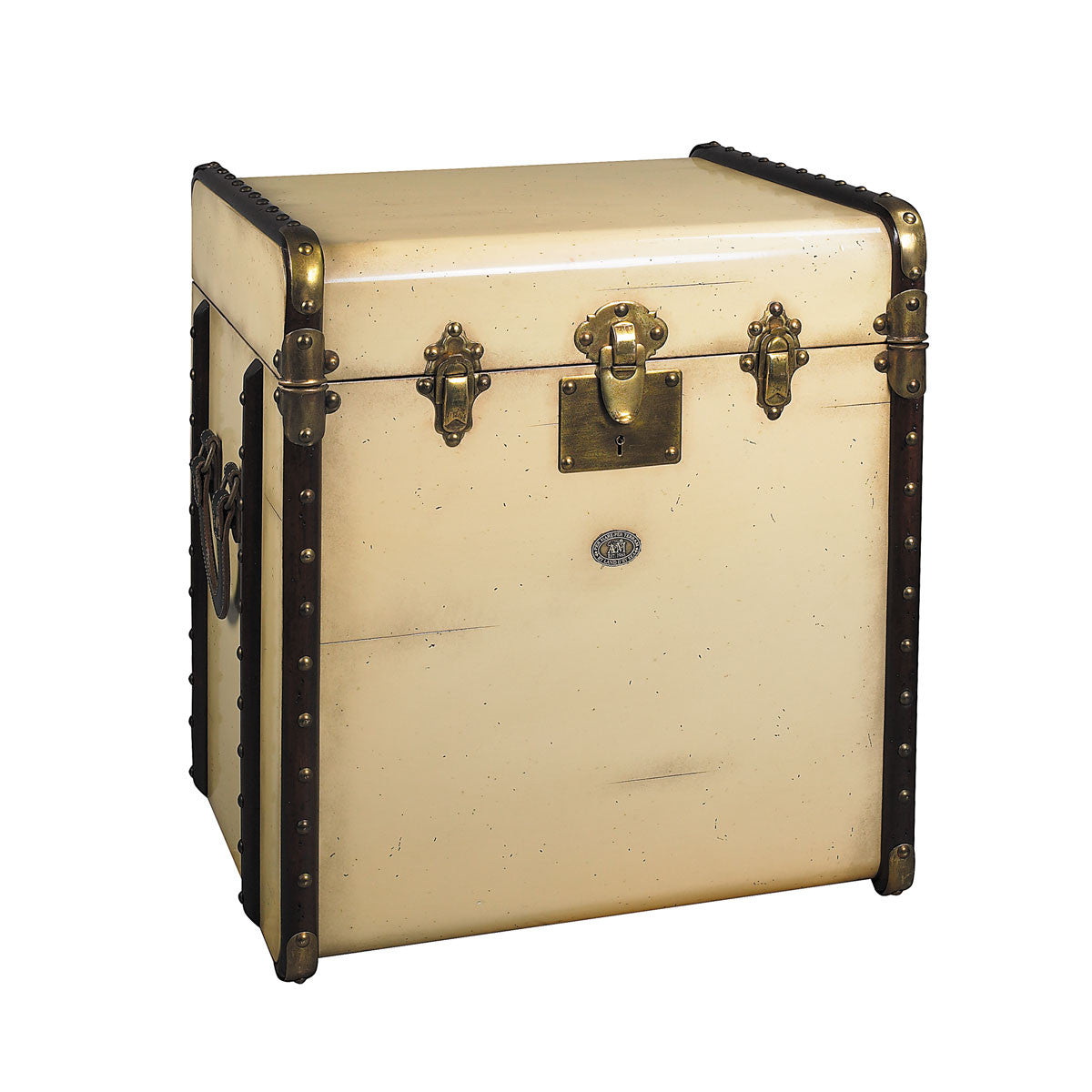 End Table Trunk (Ivory)