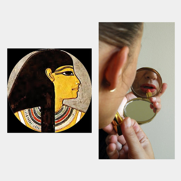 Queen Isis Pocket Mirror - Designer Studio