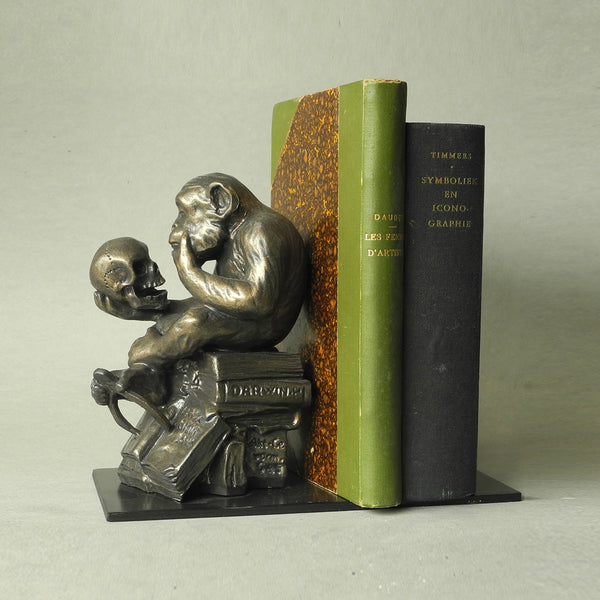 Rheinhold The Darwin Monkey Bookend (Single piece) - Designer Studio