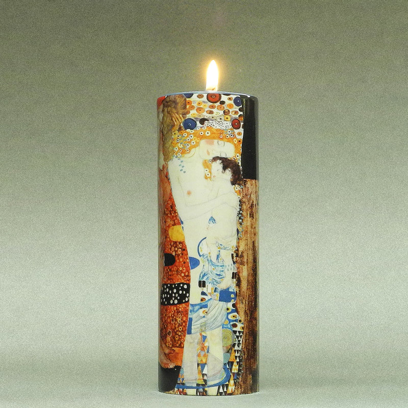 Klimt 3 Ages T-Light - Designer Studio
