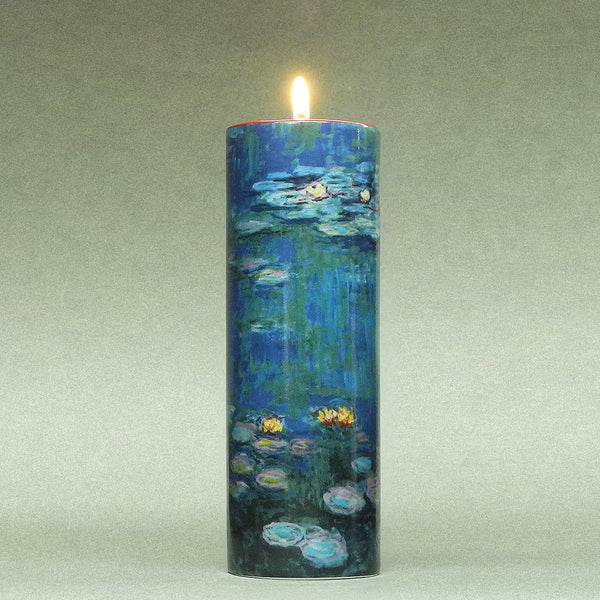 Monet Water lilies T-Light - Designer Studio