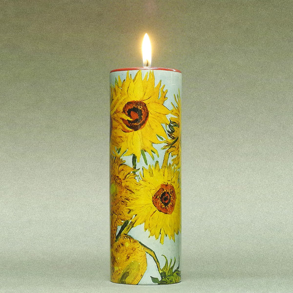 Van Gogh Sunflower T-Light