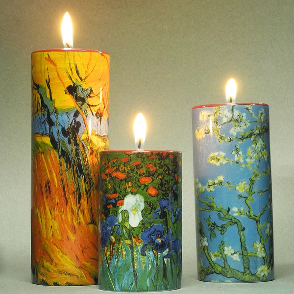 Van Gogh T-Lights Set