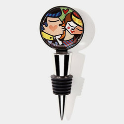 Britto In Love Bottle Topper - Designer Studio