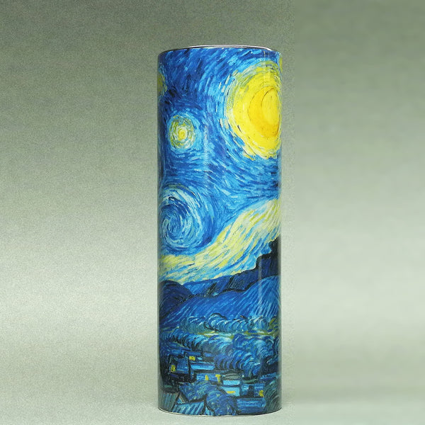Van Gogh The Starry Night Vase - Designer Studio