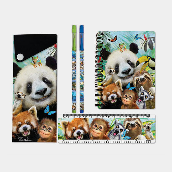 Zoo Selfie 3D Stationary Kit - Designer Studio