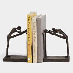 Ballerina Bookend Set - Designer Studio