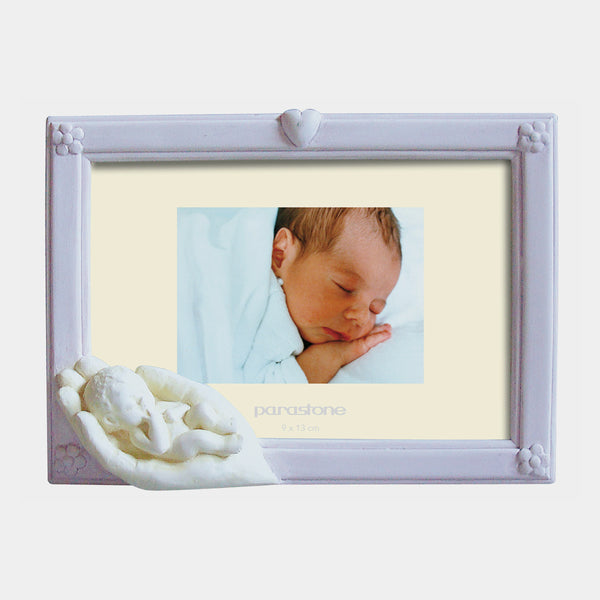 Photo Frame Birth (Cream) - Designer Studio