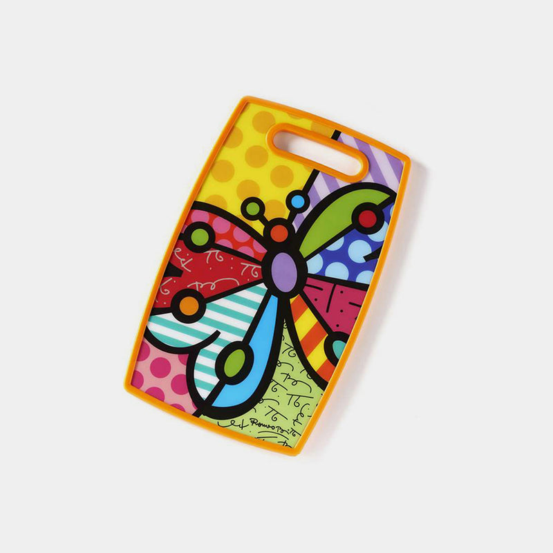 Britto Cutting Board Butterfly - Designer Studio
