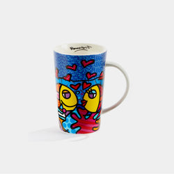 Britto Deeply in Love Mug - Designer Studio