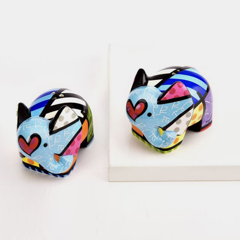 Britto Elephant Salt & Pepper - Designer Studio