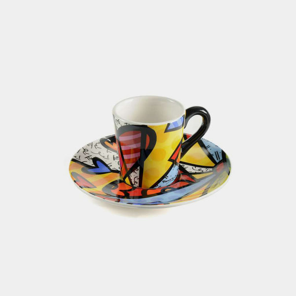 Britto Espresso Set of 2 - Designer Studio