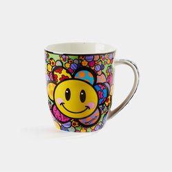 Britto Flower Emotion Mug - Designer Studio
