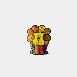 Britto Cavendish Lion Mini Figurine - Designer Studio