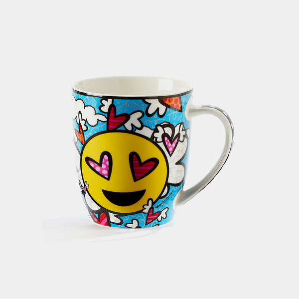 Britto Love Emotion Mug - Designer Studio