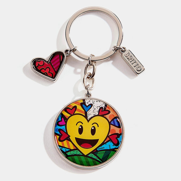 Britto Emoji Key Chain (ND) - Designer Studio