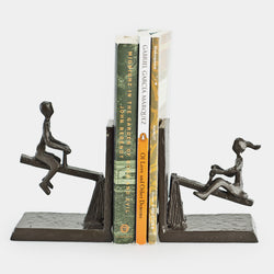 See-Saw Bookend Set - Designer Studio