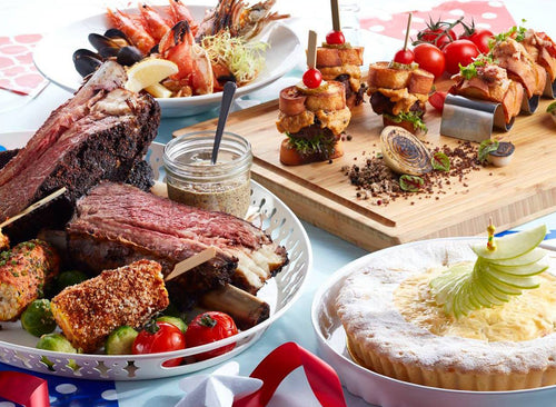 6 Mouth-watering 1-for-1 Buffet Lunch Deals for a Midday Break