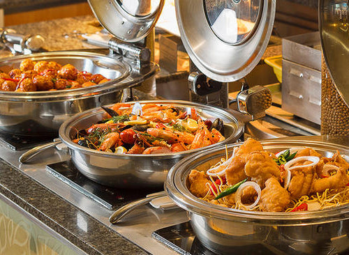 5 of the Best 1-for-1 Buffet Dinners to End Your Evening