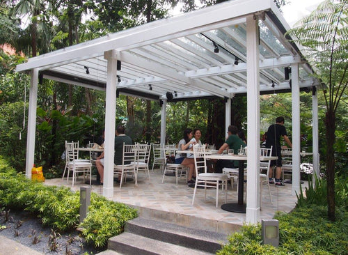 9 Restaurants and Cafes to Celebrate Eat Outside Day in Singapore
