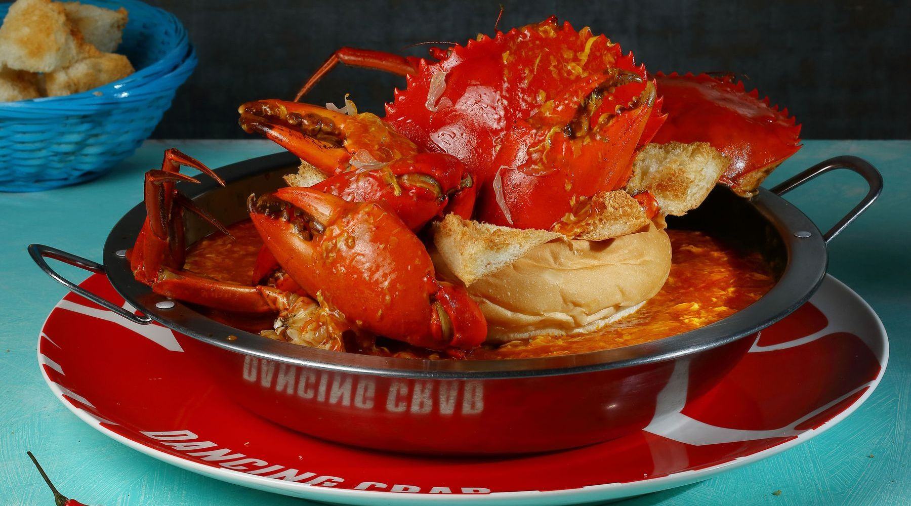Feast on Seafood like a King at VivoCity Without Burning a Hole in Your Pocket