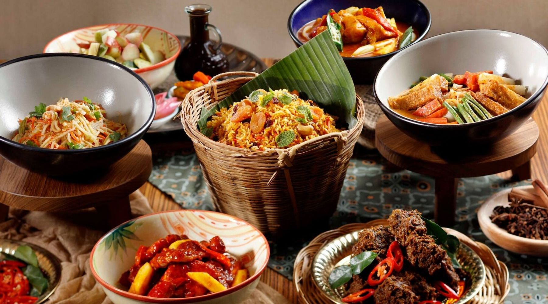 9 Restaurants to Celebrate This Hari Raya Puasa