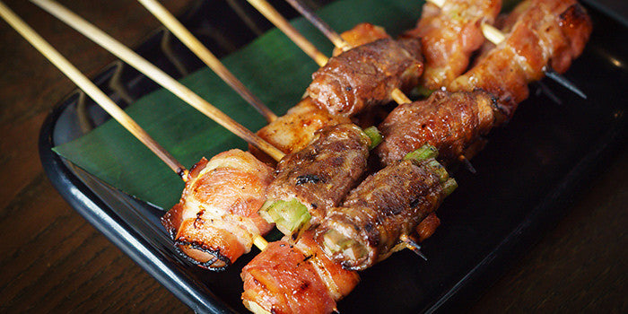 Bacon Yakitori