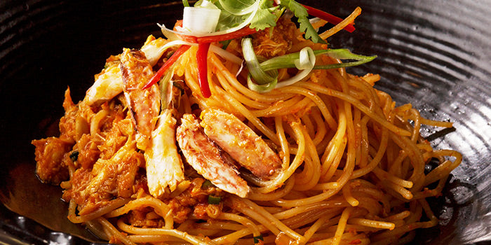Chilli Crab Spaghettini