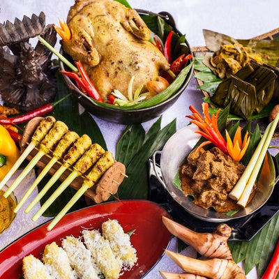 Kintamani Indonesian Restaurant - Up to 55% Off Lunch & Dinner Buffet