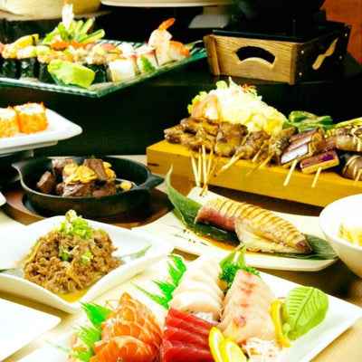 Shin Minori Japanese Restaurant @ UE Square - 1-for-1 Omizu Weekday Lunch Buffet