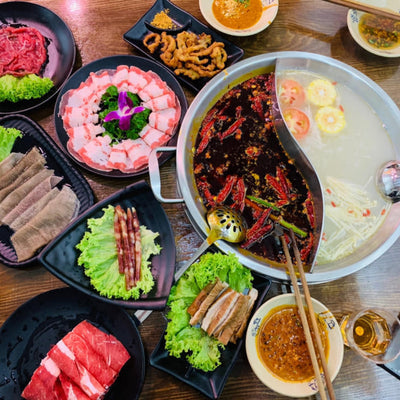 Jin Men Da Yuan Hot Pot - 10% Off Lunch & Dinner Steamboat Buffet