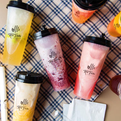 1-for-1 Beverages by Hi Tea - Chope