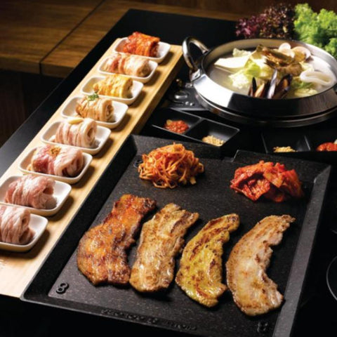 8 Korean BBQ (Shaw Centre)