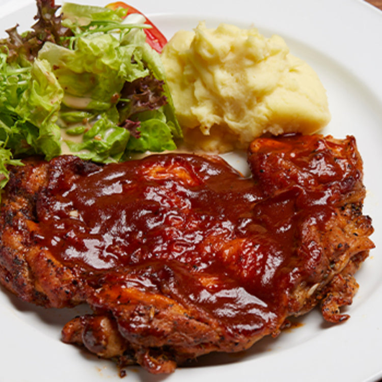 BBQ Chicken from The Grumpy Bear at Bukit Timah Plaza in Bukit Timah, Singapore