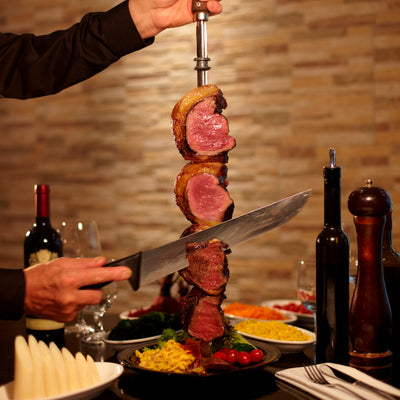 Carnivore Brazilian Churrascaria (CHIJMES) - 30% off Dinner Buffet - Chope