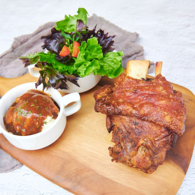 Oktoberfest Meat & Beer Platter for 4 by The Rebel Company Cafe & Bar on Chope