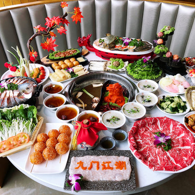 Jianghu Hotpot - 27% off All Day Buffet