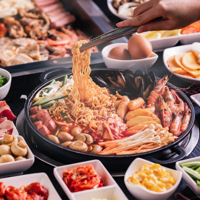 I'm Kim Junior - KBBQ & Army Stew - Up to 20% Off Buffet