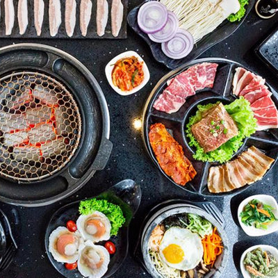 Kingdom Korea BBQ - 10% Off Buffet
