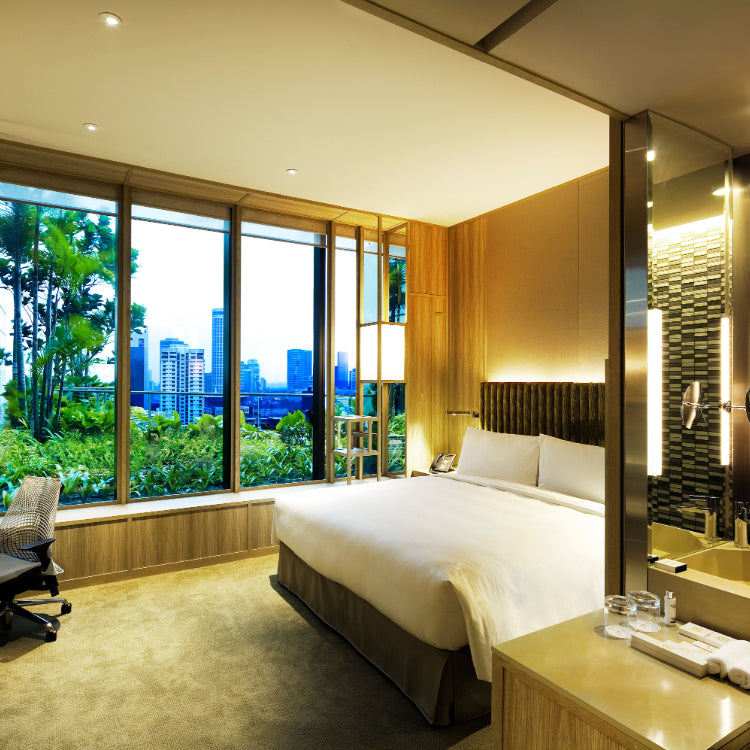 PARKROYAL COLLECTION Pickering: 2D1N Urban Room Package With Free Upgrade - Super Staycay Sale