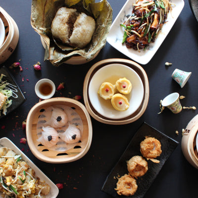 Mister Wu - 40% Off Dim Sum & Tea Buffet