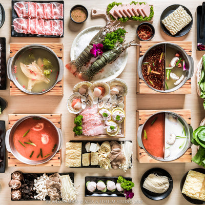 City Hot Pot Shabu Shabu - Chope