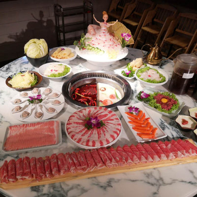 Hotpot Set for 4-6pax by Spice World Hot Pot (2 Weeks Launch)