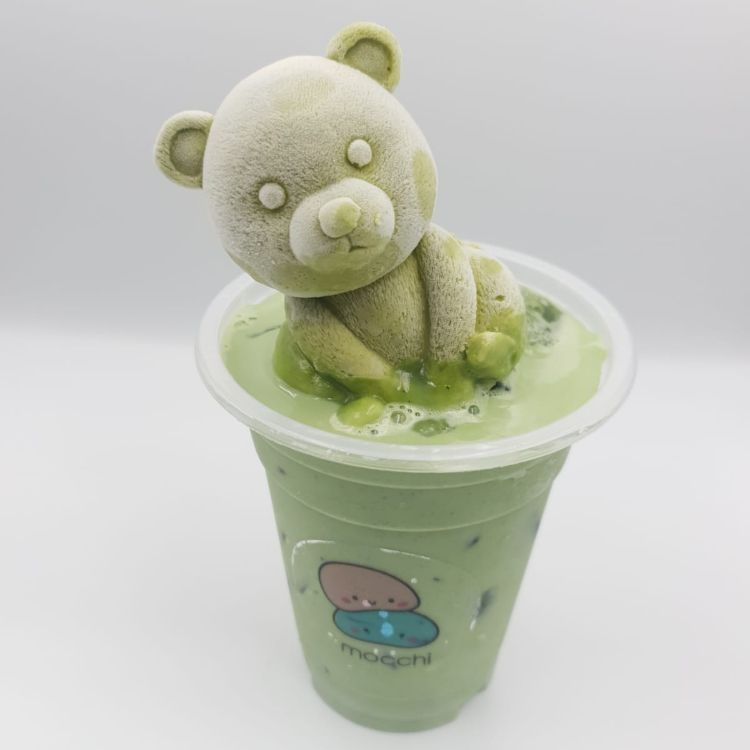1-for-1 Soft Serve Kuma by Mocchi