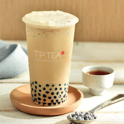 2 Milk Teas or Choice of any 2 Soy Teas by TP Tea (Suntec City)