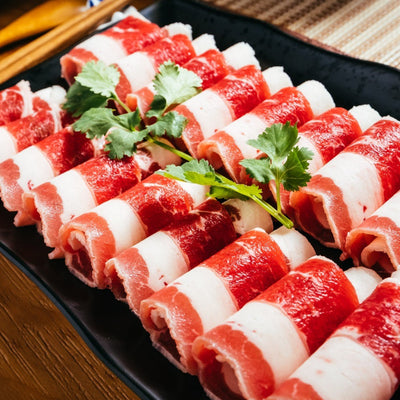Shi Jian Hot Pot @ Suntec City - 35% Off Lunch Buffet