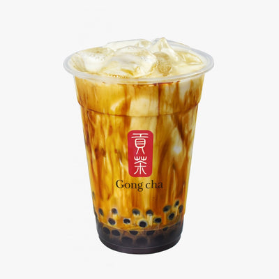 1-for-1 M Size Brown Sugar Fresh Milk with Pearls by Gong Cha