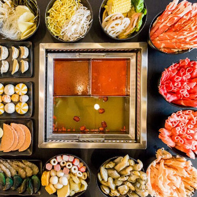 Onepot Steamboat - 50% off Buffet