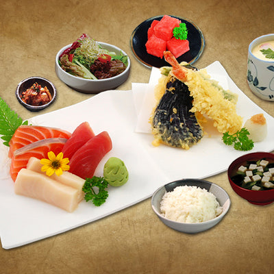 Semi Buffet Lunch Set by Tenkaichi Japanese BBQ Restaurant (Cineleisure)
