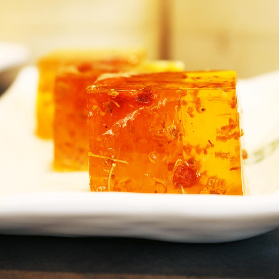 Osmanthus Jelly